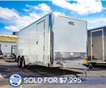 ATC 7'x16' Enclosed Cargo Trailer - Recent Example
