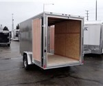 Custom Designed 6' x 12' Cargo Trailer