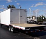 Custom Open Deck Trailer