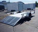 7' x 12' All Aluminum Utility Trailer