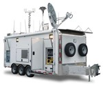 ATC Aluminum Portable High Power Custom Trailer