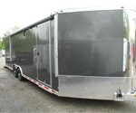 ATC Aluminum Ultimate Race Track Car Hauler Trailer