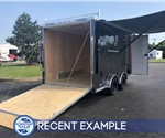 Custom 7.5' x 16' Mobile Marketing Trailer