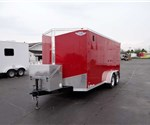 Custom 16' Motocross Bike Hauler