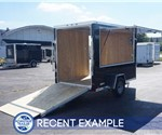 6' x 10' Custom Tailgate Trailer - Past Example