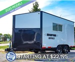 17-Foot Diamond Mobile Office Trailer
