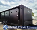 Mobile Golf Retail Trailer for Black Quail Apparel - Recent Example