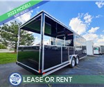 26' BBQ Trailer - AVAILABLE FOR LEASE OR RENT