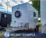 7'x12' ATC Fiber Optic Trailer with 5.5k Generator - Example