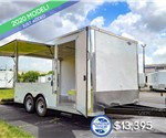 8.5'x16' MTI Concession Trailer