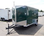 Custom 6' x 12' Lawn Service Equipment Hauler