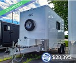 7'x12' ATC Fiber Optic Trailer with 5.5k Generator