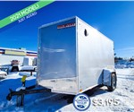 6'x10' Discovery Cargo Trailer with Rear Cargo Doors