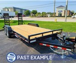 18' Sure-Trac Implement Hauler - Recent Example