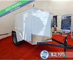 4'x6' Discovery Cargo Trailer