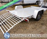 Bear Track 5'x8' Open Utility Trailer
