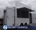 16' Mobile Bathroom Remodeling Showroom Trailer