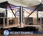 22-Foot Experiential Marketing Stage Trailer - Recent Example