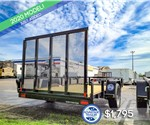 6'x10' Tube Top Utility Trailer - Sure-Trac