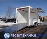 Mobile Event Showroom Trailer