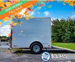 ATC 5'x8' Enclosed Cargo Trailer - Fall Sale!