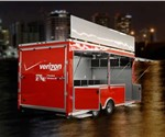 Enclosed 8.5' x 18' Mobile Marketing Trailer & Mobile Store