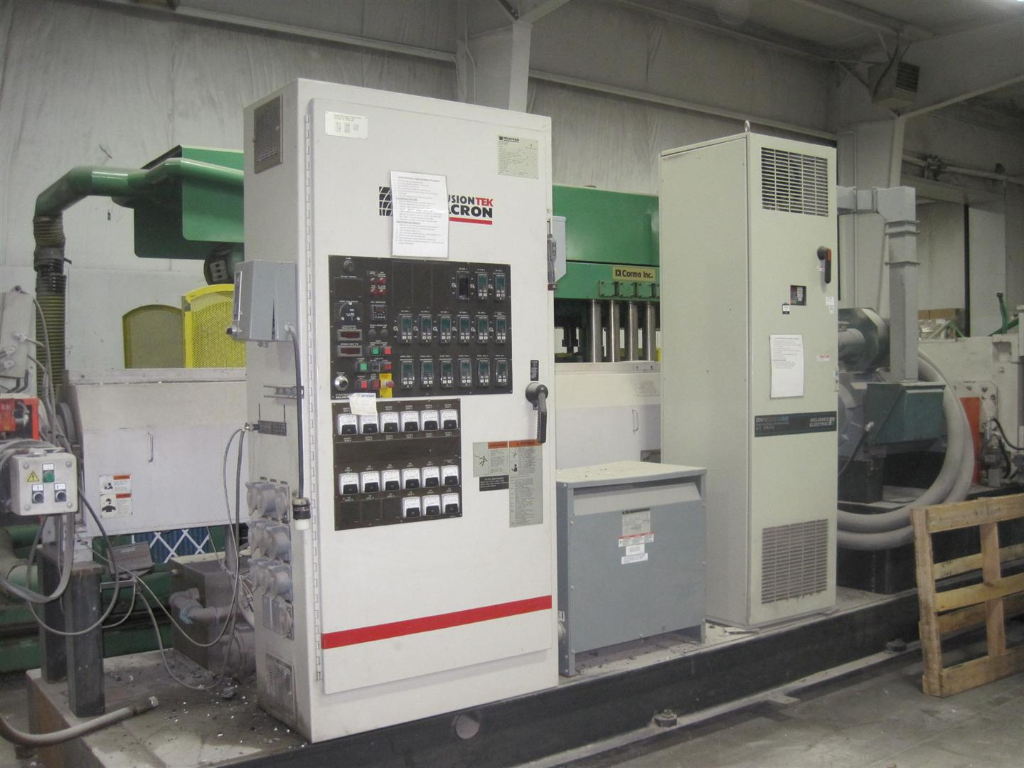Used Pipe & Profile Extrusion Lines - Arlington Machinery Blog