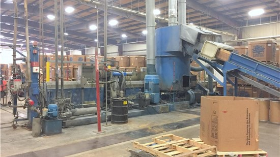 MUST MOVE!! Make us an OFFER! 160mm Erema Recycling System