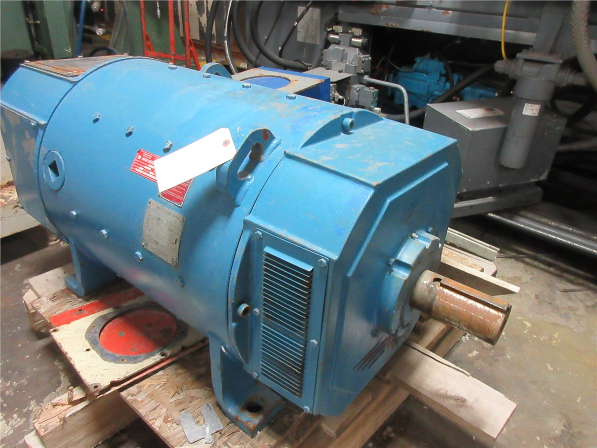 500 hp us motors dc motor 509at frame 1750 190 rpm for 500 hp dc motor