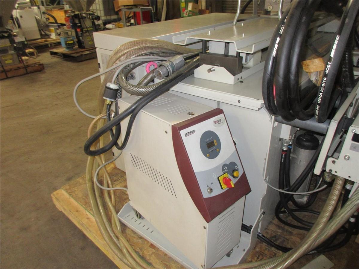 55 Ton Arburg Vertical Injection Molding Machine Model
