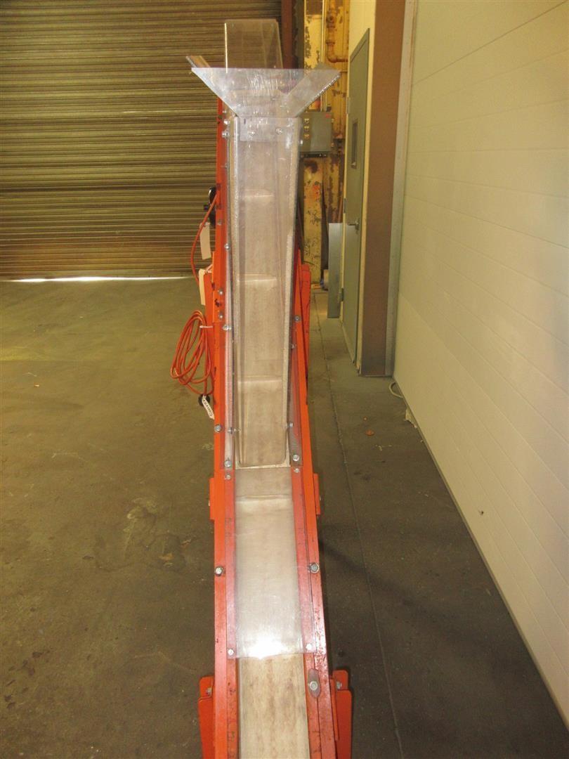 5 Quot Wide X 7 Length Emi Incline Belt Covneyor Model Tlc 6