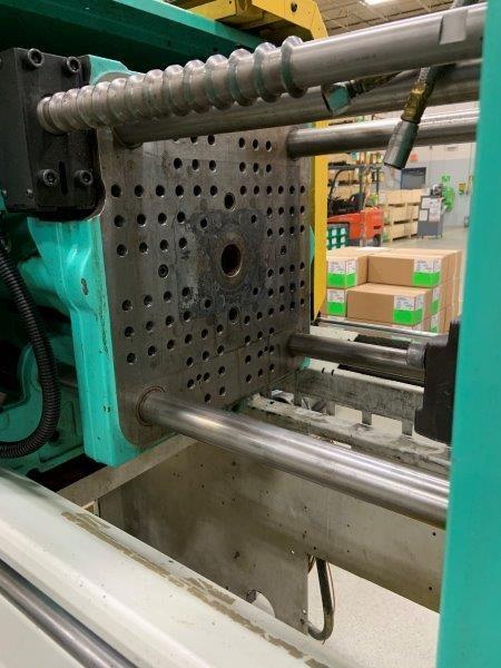 55 Ton Arburg Injection Molding Machine, Model 320S-500-150