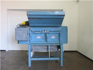 "58"" Wide BloApCo 3 Shaft Shredder, 25 Hp"