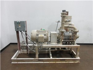 used liquid ring vacuum pump