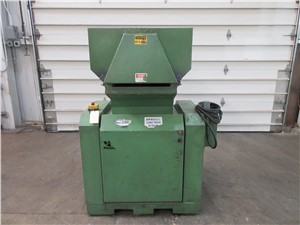 used rapid granulator