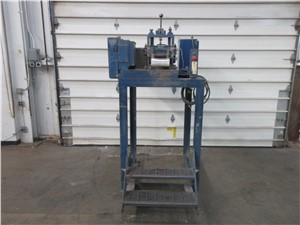 "6"" Wide Cumberland Model 6 Strand Pelletizer, AC Inverter Drive"