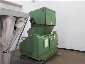 rapid granulator used