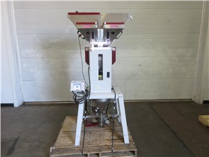 Wittmann Gravimetric Blender Model G34, New In 2015 With Loader