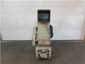 """10"""" x 12"""" Nelmor Granulator Model G1012M1, 10 Hp"""