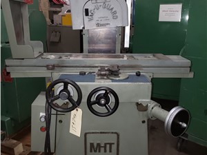 Mitsui MSG-200MH Surface Grinder S/N: 85116012
