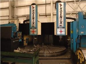 "160"" Phoenix VTC144/160 4-Axis CNC Vertical Boring Mill"
