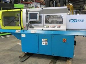 INJECTION MOLDER - HORIZONTAL | Plastic Machinery | Used Plastic
