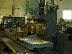 Phoenix, Model VTC 3010, Vertical Boring Mill, New In 1991