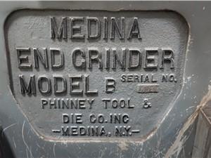 Medina End Grinder Model B