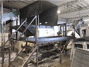 "51.2"" x 47.2"" Weima WLK13 Single Shaft Shredder With Hydraulic Drive and Diesel Motor"