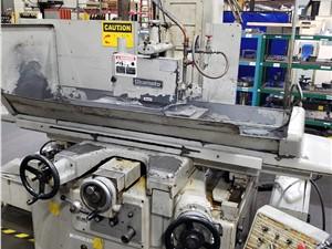 """16"""" x 32"""" Okamoto Model 1632N Three Axis Surface Grinder"""