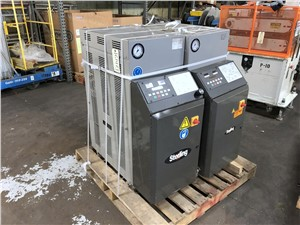 6 KW Sterlco Hot Oil Unit, Model M2B-2016-M, New In 2015