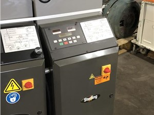 6 KW Sterlco Hot Oil Unit, Model M2B-2016-M1