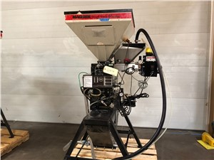 2 Component Maguire Gravimetric Blender Model WSB-220 With Additive Feeder