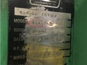 """2.5"""" RDN Fly Cutter, Model Syncro Cutter ECC-2.5, New in 1996"""